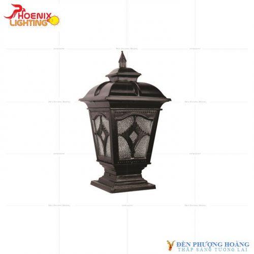 Đèn trụ cổng Phượng Hoàng 6232