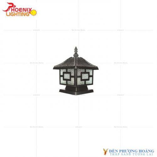 Đèn trụ cổng Phượng Hoàng 6047