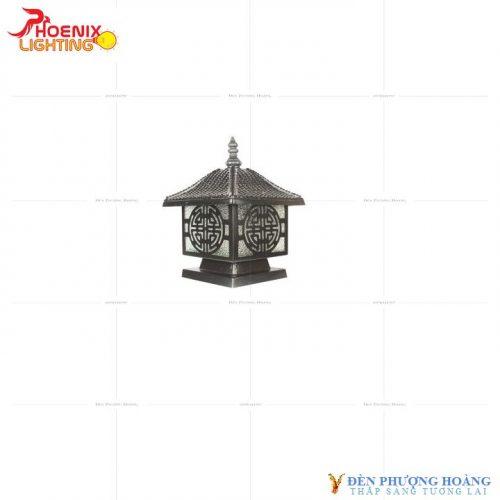 Đèn trụ cổng Phượng Hoàng 6051