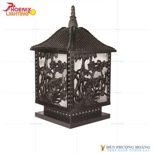 Đèn trụ cổng Phượng Hoàng 6099