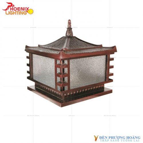 Đèn trụ cổng Phượng Hoàng 6216