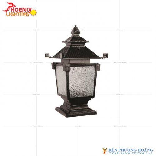 Đèn trụ cổng Phượng Hoàng 6225
