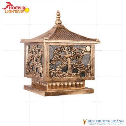 Đèn trụ cổng Phượng Hoàng 6234