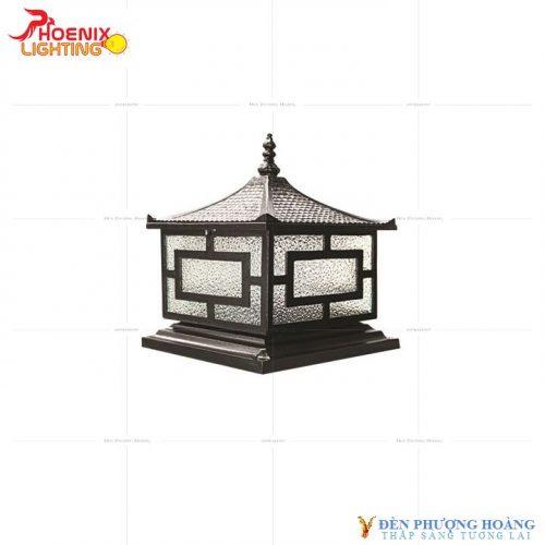 Đèn-trụ-cổng-Phượng-Hoàng-Nhôm-Đúc-6049
