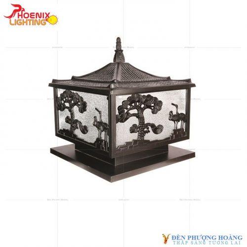 Đèn trụ cổng Phượng Hoàng