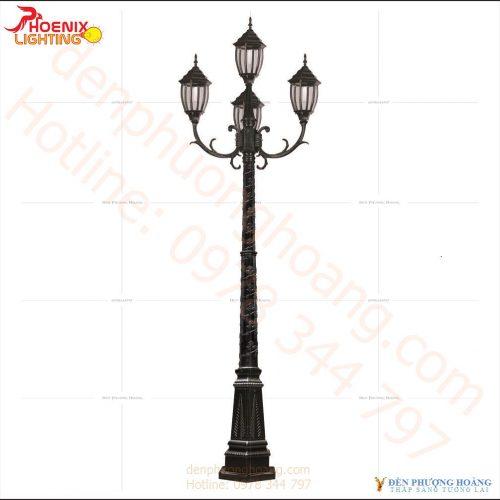 Đèn công viên Phượng Hoàng 17