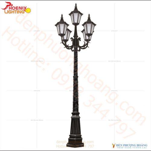 Đèn công viên phong cách cổ điển