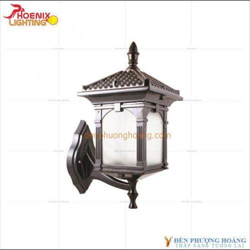 Đèn cột trang trí đèn phượng hoàng