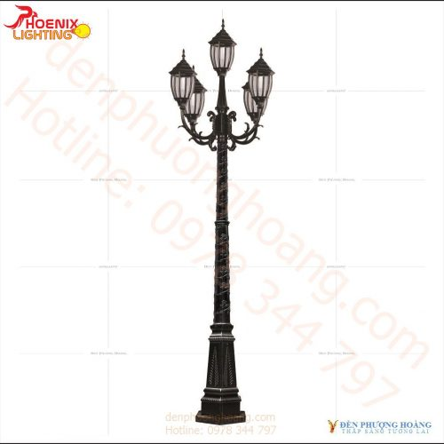 Đèn quảng trường Phượng Hoàng 18