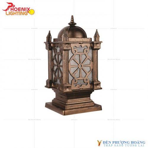Đèn trụ cổng Phượng Hoàng 6224