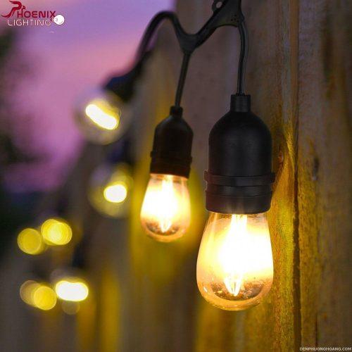 Đèn dây ngoài trời