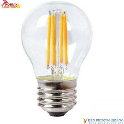 Bóng đèn led edison G45 4W