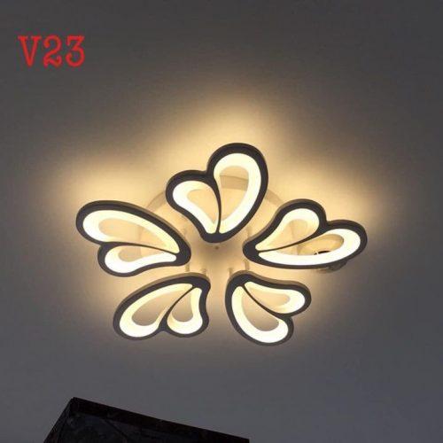 Đèn Ốp Trần Bông Hoa