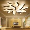 Đèn Ốp Trần LED 15 cánh hiện đại