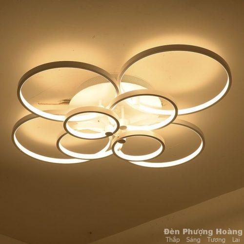 Đèn Ốp Trần LED Xinh Xinh
