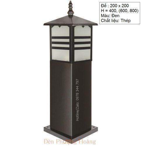Đèn trụ sân công viên - đèn cảnh quan sân vườn1