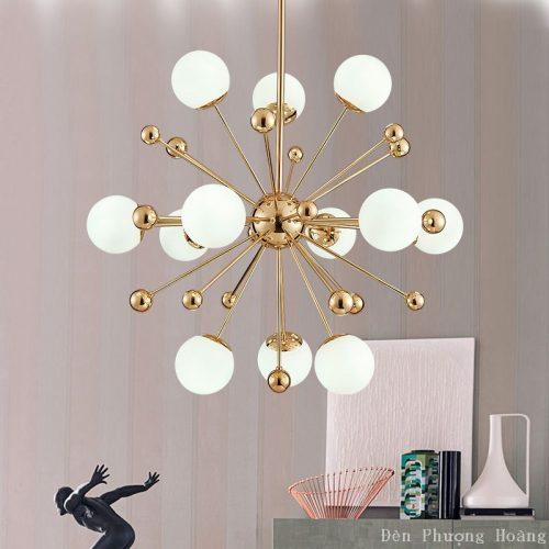 Đèn thả trang trí căn hộ cực đẹp