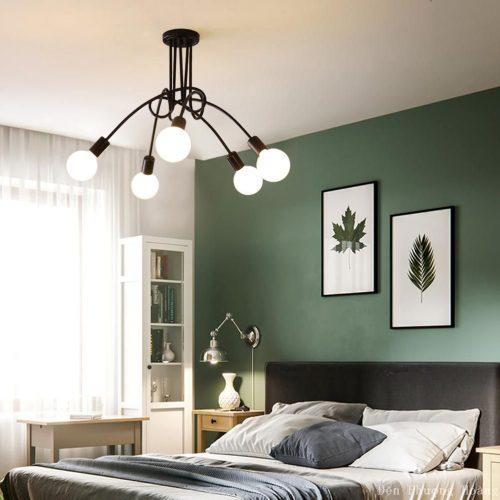 Đèn thả trang trí kiểu đơn giản giá rẻ