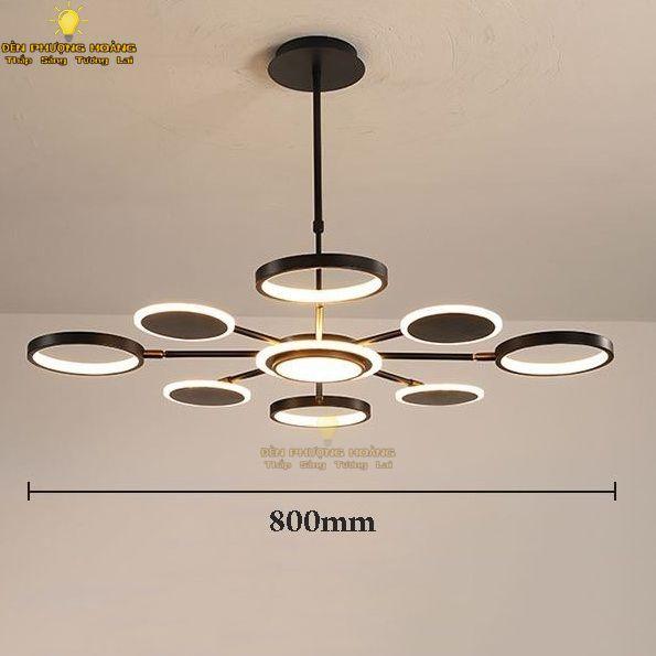 Đèn thả hiện đại sử dụng led tiết kiệm điện