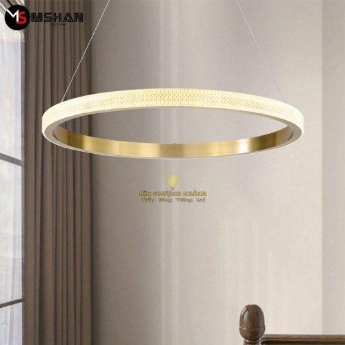 Đèn thả led ba chế độ ánh sáng cực đẹp